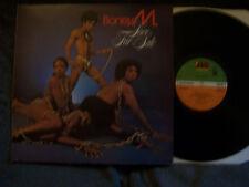 Boney M. - Love for sale   klasse rare UK Atlantic LP
