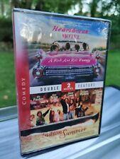 HEARTBREAK HOTEL Tuesday Weld 1980s / INDIAN SUMMER - BILL PAXTON rare dvd '90s
