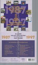 CD--BEST OF/ RAABE,MAX & DAS PALAST ORCHEST--10 JAHRE JUBILÄUMSAUSGABE
