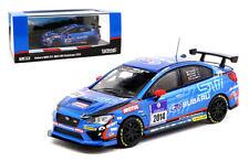 Tarmac Works 1:64 Subaru WRX STI NBR 24H Challenge 2014