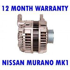 Nissan Murano MK1 Mk i 3.5 2003 2004 2005 2006-2008 Alternador