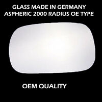Wing Mirror Glass NIS Micra FITS TO REG 1993 to 2002 Left Hand side