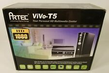Artec ViVo-T5 1080 HD Video Player and HDTV Recorder Ethernet Sharing HDMI NEW
