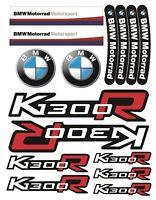 BMW K1300 R Laminated motorrad Motorcycle Decal 22 Premium stickers K1300R /185