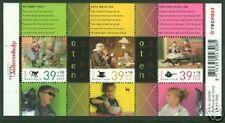 Nederland NVPH 2339 Vel Zomerzegels 2005 Ot en Sien Postfris