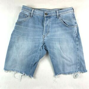 """G Star Raw ARC 3D Tapered 1/2 Shorts Denim Men's Actual Size W33"""""""