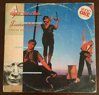 Alphaville - Forever Young Special 12'' Single Italy 1984 Vinyl ORG Rare VG/G+