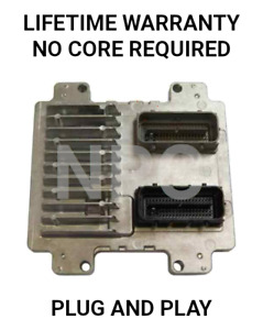✅ 12612397 2011 BUICK LUCERNE 3.9L FLEX FUEL ENGINE COMPUTER ECM VIN PROGRAMMED