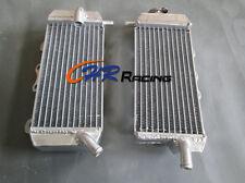 aluminum radiator For YAMAHA YZ450F YZF450 YZ 450F WR450F 2007 2008 2009