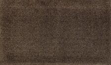 Fußmatte Espresso braun wash dry Teppich-Läufer ohne sichtbaren Rand 70x120 cm