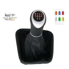 ICT shift gear knob gaiter leather BMW E46 illuminated LED A 46