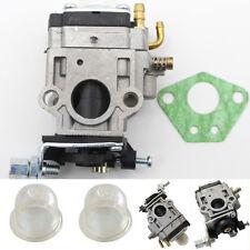 carburador + Junta + aceite burbuja juego para desbrozadora 52cc 49cc 43cc