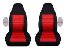 2005-2011suzuki swift sport front car seat covers black/red/gray/yellow