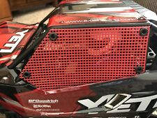 (2) WINDOW NETS For AXIAL YETI XL...RED RC ROCK CLIMBING