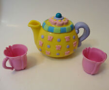 """Fisher-Price plastic butterfly Musical toy Teapot tune """"I'm a little teapot"""""""