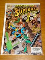 ADVENTURES OF SUPERMAN #483 NEAR MINT 1991 DC COMICS UNREAD COPY #R-091