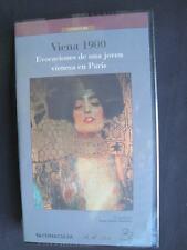 Viena 1900 Brand New VHS Movie Jean Louis Fournier Evocaciones de una joven