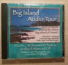 Big Island Audio Tour CD (Hawaii)