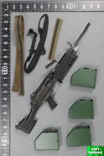 1:6 Scale Soldier Story SS107 ISOF Iraq Special Force Gunner - M249 Machine Gun