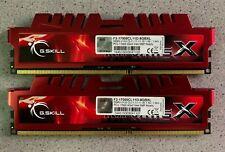 G.SKILL 8GB (4GBx2) PC3-17000 DDR3-2133 Desktop RAM (F3-17000CL11D-8GBXL)