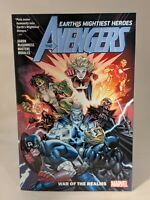 """AVENGERS TP Vol. 4 """"WAR OF THE REALMS"""" by Jason AARON"""