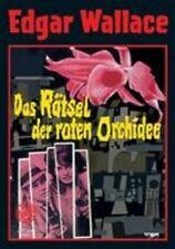 Edgar Wallace - Das Rätsel der roten Orchidee DVD  Christopher Lee