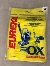 Eureka 61230A Disposable Dust Bags Type OX pkg of 3