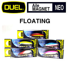 DUEL AILE MAGNET NEO FLOATING MADE IN JAPAN BAIT LURE MORE COLORS 70MM