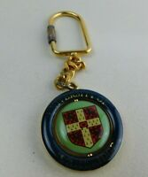 Vintage CAMBRIDGE Spinning Center Keychain