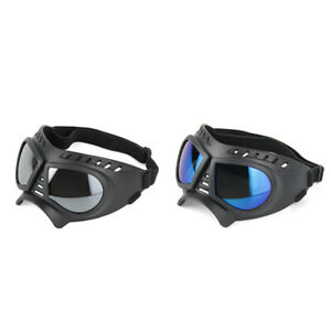 Cool Dog Sunglasses Anti-UV Goggles Pet Eye Wear Summer Glasses Accessory