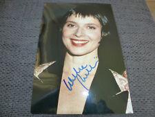 ISABELLA ROSSELLINI signed Autogramm auf 18x27 cm Bild InPerson LOOK