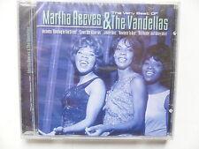CD Album s/s MARTHA REEVES & THE VANDELLAS  Very best of APWCD1135