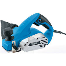 DRAPER 20513 82mm Electric 610w Power Hand Wood Planer / Plane, Carpentry 240v