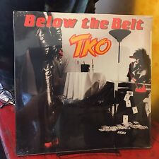 TKO - Below The Belt ( SEALED VINYL LP ) Pearl Jam / Brad Sinsel / War Babies CD
