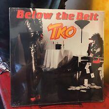 Tko - Below The Belt ( Sealed Vinyl Lp ) Pearl Jam / Brad Sinsel / War Babies Cd