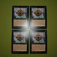Ebony Charm x4 Mirage 4x Playset Magic the Gathering MTG