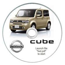 Nissan Cube Z12 workshop manual workshop manual
