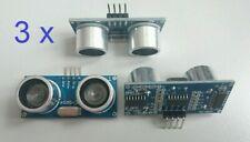 3x HC-SR04 HCSR04 Ultraschall Entfernungsmesser Ultrasonic Sensor