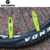 ROCKBROS Bicycle Tire Tyre Levers Bike Puncture Repair Tool Kit One Set