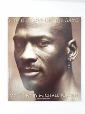 For the Love of the Game My Story Michael Jordan Mark Vancil 1998 Paperback New