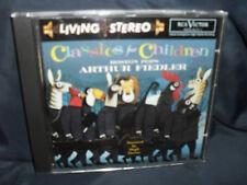 Arthur Fiedler / The Boston Pops Orchestra – Classics For Children