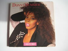 3 Inch CD-Single   Donna Summer  This time I know it's for real  SAW PWL