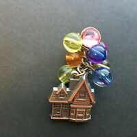 Up - Carl and Ellie's House - Bead Balloons - Disney Pin 113180