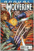 Wolverine Annual #1 : October 2012 : Marvel Comics..