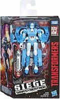 Transformers Chromia Siege Deluxe Class Figure WFC-S20 War For Cybertron Hasbro