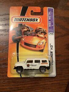 "Matchbox - NATIONAL PARKS - HUMMER H3 ""Forest Ranger"" ""Satellite Communications"""