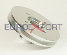 Toyota Corolla 3TC 2TC Billet Crank Pulley Clear Finish