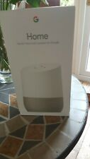 Google Home Hands Free Smart Speaker Empty Box