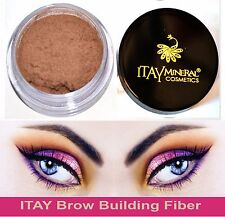 Itay Beauty Hair & Brow Building Fiber Light Brown 5 gram