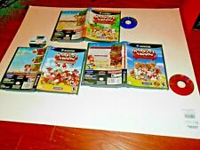 Lot of 3] Harvest Moon: Wonderful Life; Another, Magic Melody Nintendo Gamecube